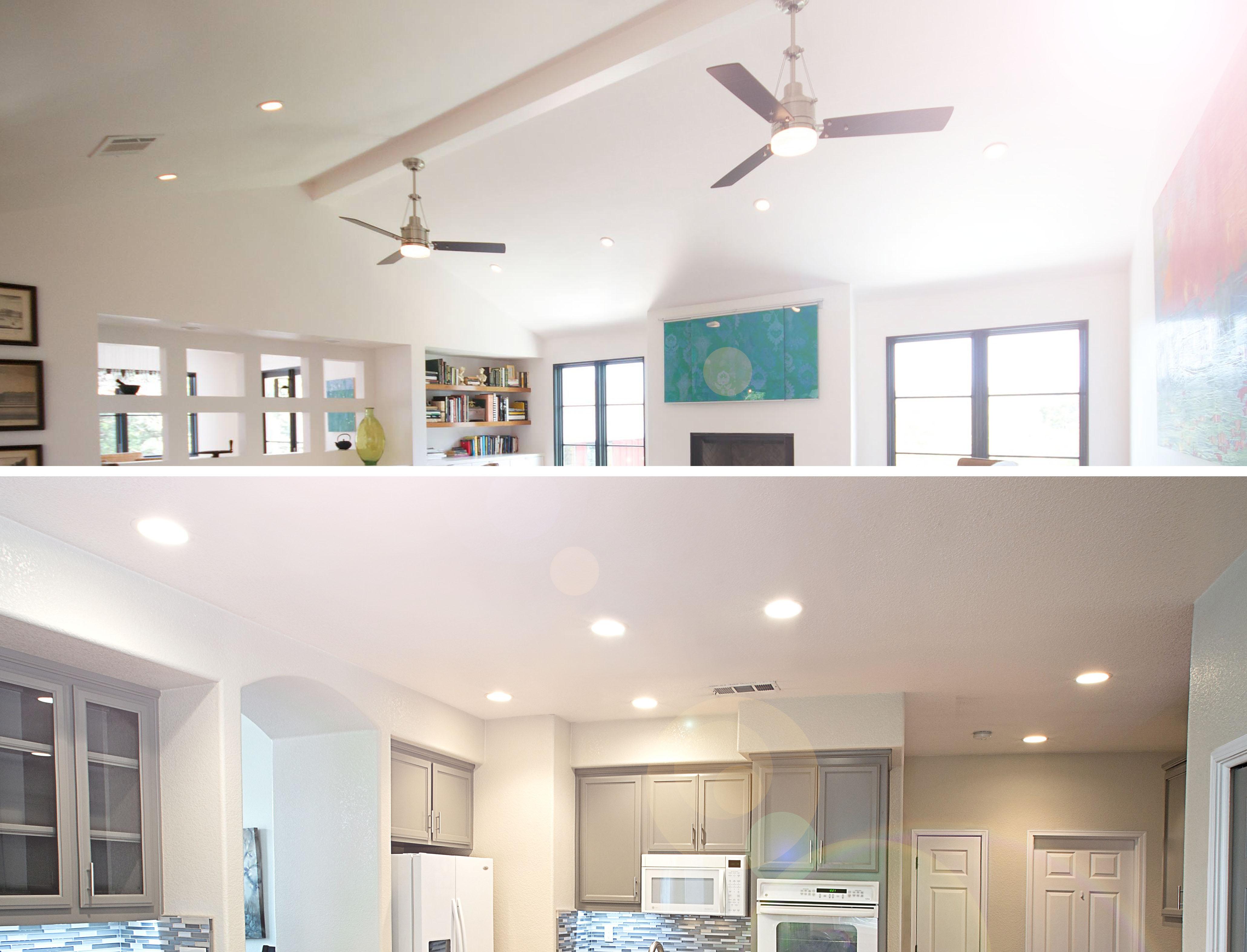 recessed-lighting-ceiling-fan-installation